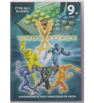 Virus Attack 9. DVD