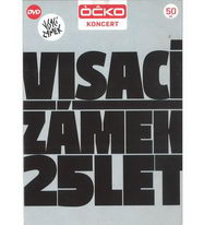 Visací zámek 25 let - DVD pošetka