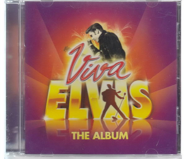 Viva Elvis - The Album - CD
