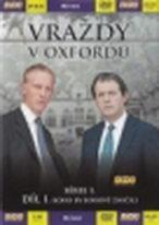 Vraždy v Oxfordu - Série i. Koho by bohové zničily - DVD