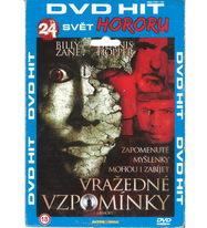 Vražedné vzpomínky - DVD