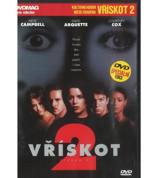 Vřískot 2 - DVD