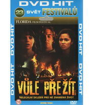 Vůle přežít ( pošetka ) DVD