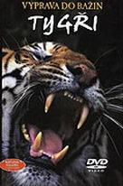 Výprava do bažin_Tygři - Natural Killers - DVD