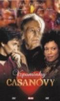 Vzpomínky Casanovy - DVD