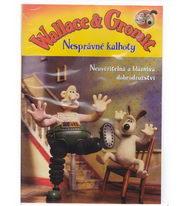 Wallace & Gromit - Nesprávné kalhoty - DVD