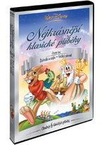 Walt Disney: Nejkrásnější klasické příběhy 4 - DVD