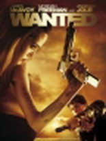 Wanted - DVD plast