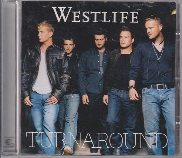 Westlife - Turnaround - CD
