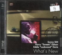 What's New - CD