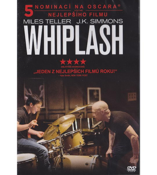 Whiplash - DVD