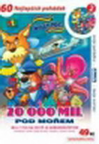 Willy Fog - 20 000 mil pod mořem - 2 - DVD