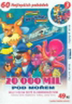 Willy Fog - 20 000 mil pod mořem - 3 - DVD