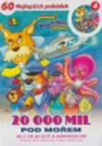 Willy Fog - 20 000 mil pod mořem - 4 - DVD