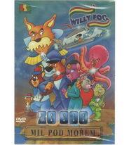 Willy Fog - 20 000 mil pod mořem - film - DVD