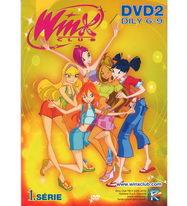 Winx Club - 1. série, 2. DVD, díly 6-9