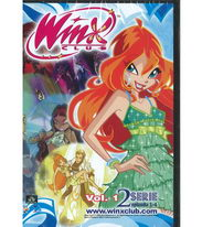 Winx Club - 2.série, 1. DVD, díly 1-4