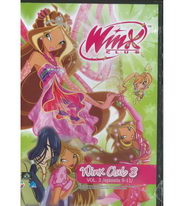 Winx Club - 3.série, 3. DVD, díly 9-11