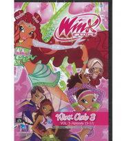 Winx Club - 3.série, 5. DVD, díly 15-17