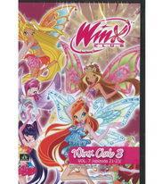 Winx Club - 3.série, 7. DVD, díly 21-23