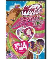 Winx Club - 4.série, 2. DVD, díly 5-8