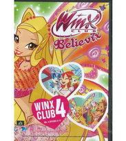 Winx Club - 4.série, 3. DVD, díly 9-11