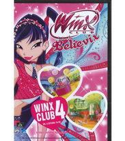 Winx Club - 4.série, 6. DVD, díly 18-20
