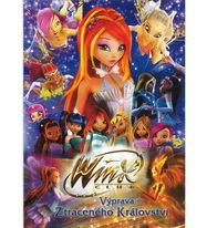 Winx Club - Výprava do ztraceného království - DVD