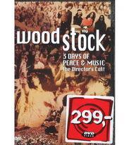Woodstock - DVD