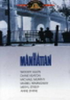 Woody Allen - Manhattan - DVD