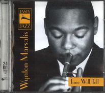 Wynton Masralis - Time will tell - CD