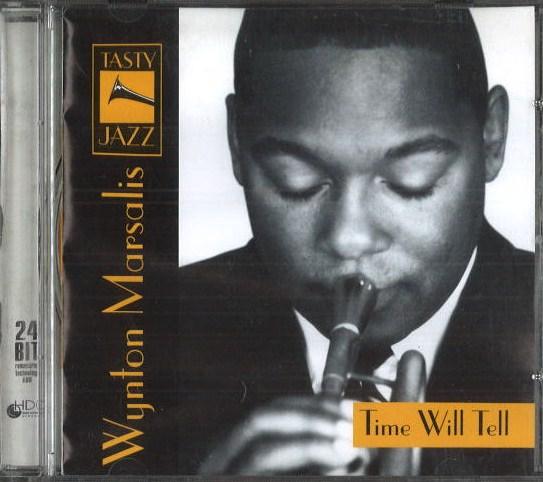 Wynton Masralis - Time will tell - CD