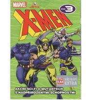 X-MEN DVD 3