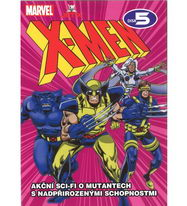 X-MEN DVD 5