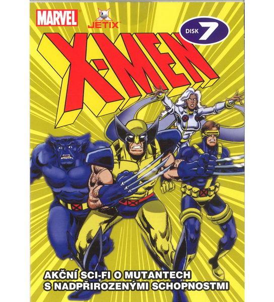 X-MEN DVD 7