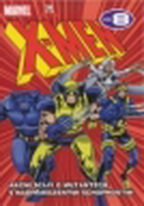 X-MEN DVD 8