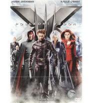 X-MEN: Poslední vzdor - plast DVD