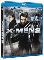 X-Men 2 ( blu-ray )