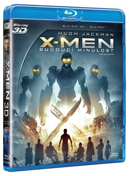 X-Men: Budoucí minulost - BD
