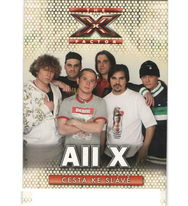 X factor - All X - DVD