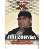 X factor - Jiří Zonyga - DVD