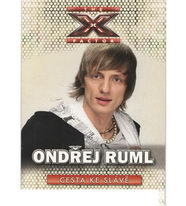 X factor - Ondřej Ruml - DVD