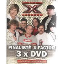 X factor - finalisté 3DVD