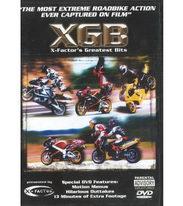 XGB - X-factors Greatest Bits - DVD