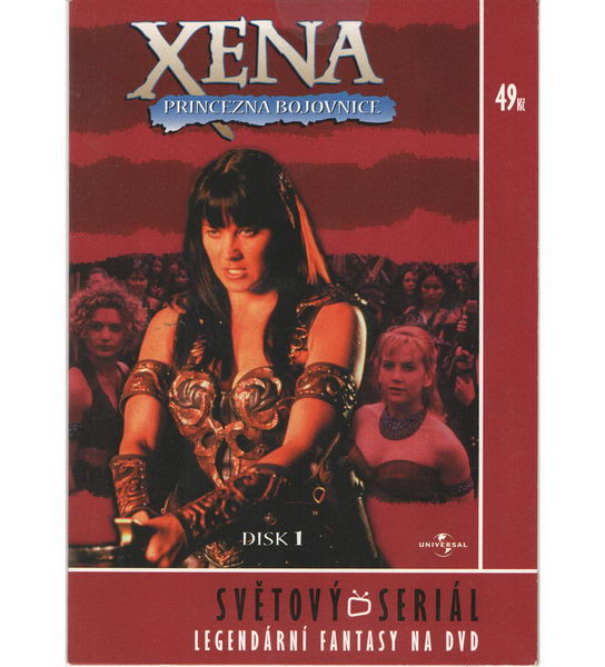 Xena disk 1 - DVD