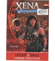 Xena disk 13 - DVD