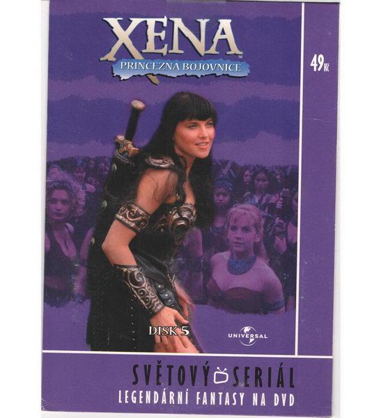Xena disk 5 - DVD