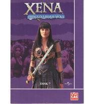 Xena disk 7 - DVD