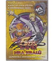 YU-GI-OH! 5D'S: Hra králů 10 - DVD