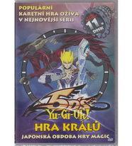 YU-GI-OH! 5DS: Hra králů 11 - DVD